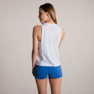 Polera Mujer Dry Printed Vest