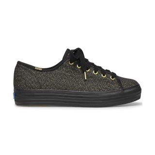 Zapatilla Triple Kick Scattered Lurex - Keds