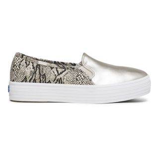 Zapatilla Triple Decker Metall - Keds