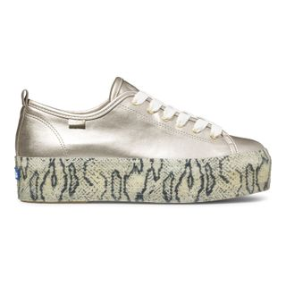 Zapatilla Triple Up Metallic S - Keds