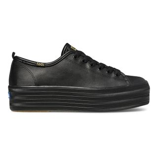 Zapatilla Triple Up Leather - Keds
