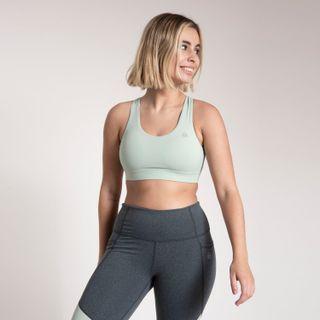 Peto Mujer Strappy Training Bra