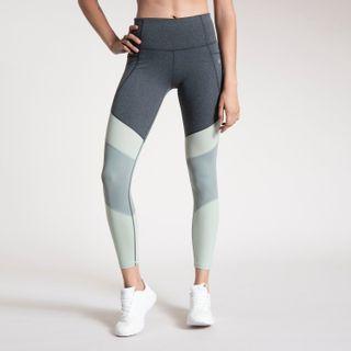 Calza Mujer Tri-Panel Long Legg