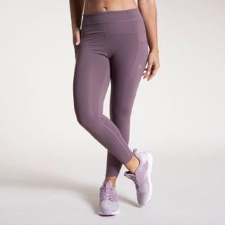 Calza Mujer Ankle W/Pocket