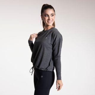 Polerón Mujer Crew Neck Sweatshirt
