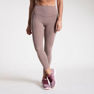 Calza Mujer Hr Ankle W/Pocket