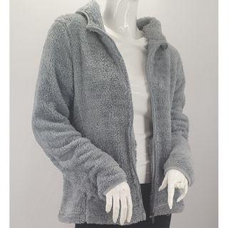 Polar Mujer Hoodie Shaggy Maya