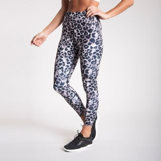 Calza Mujer Animal P Hr Ankle
