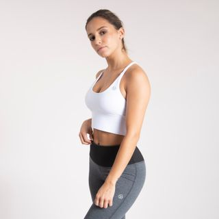 Peto Mujer Elite Bra Longline