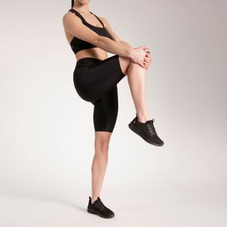 Calza Mujer Biker Legg High Rise