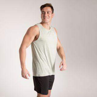 Polera sin Mangas Hombre T Shirt Sleeveless