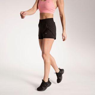 Short Mujer W/Inn Legws003